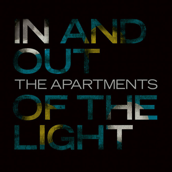 "THE APARTMENTS ""In and out of the light"" VINYL"