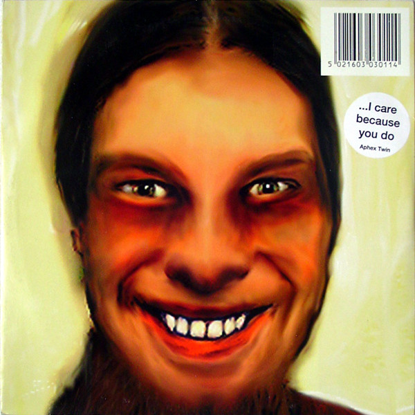 "APHEX TWIN ""I care because you do"" 2LP"