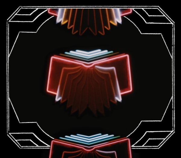 "ARCADE FIRE ""Neon bible"" CD"