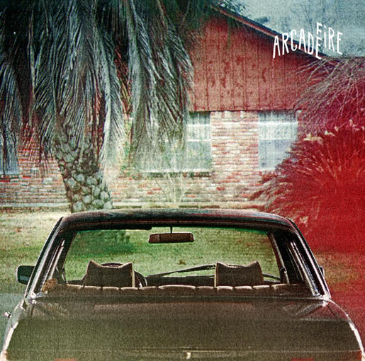 "ARCADE FIRE ""The suburbs"" VINYL"