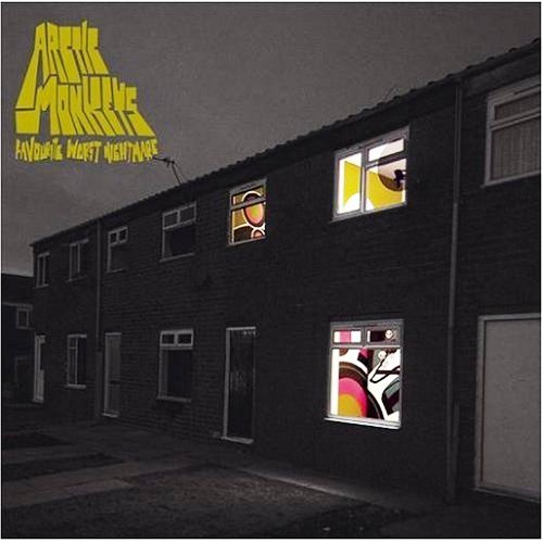 "ARCTIC MONKEYS ""Favorite worst nightmare"" CD"