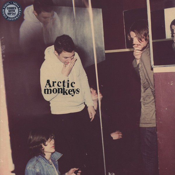 "ARCTIC MONKEYS ""Humbug"" VINYL"