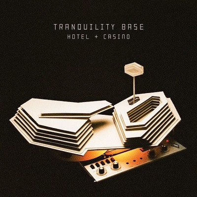 "ARCTIC MONKEYS ""Tranquility base hotel + casino"" CD"