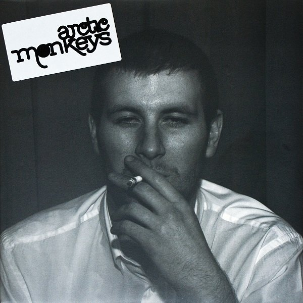 "ARCTIC MONKEYS ""Whatever People Say..."" CD"
