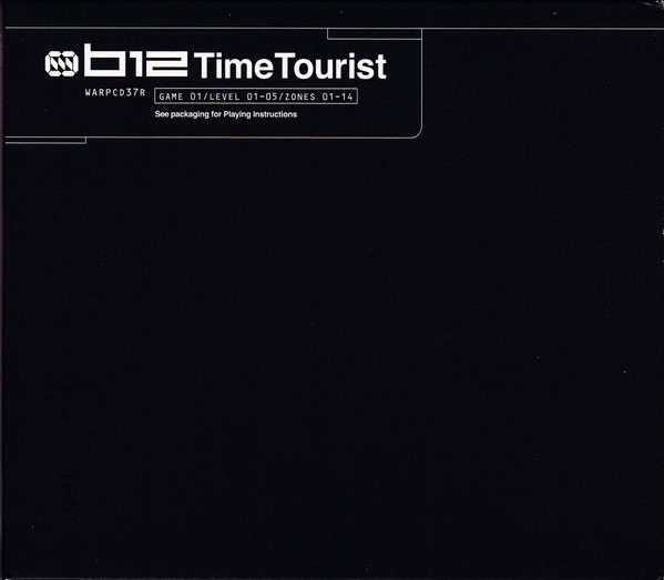 "B12 ""Time tourist"" CD"