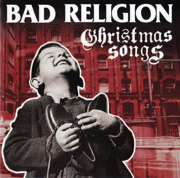 "BAD RELIGION ""Christmas songs"" CD"