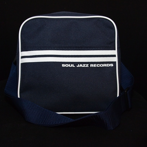 "DJ BAG SOULJAZZ ""Navy"""