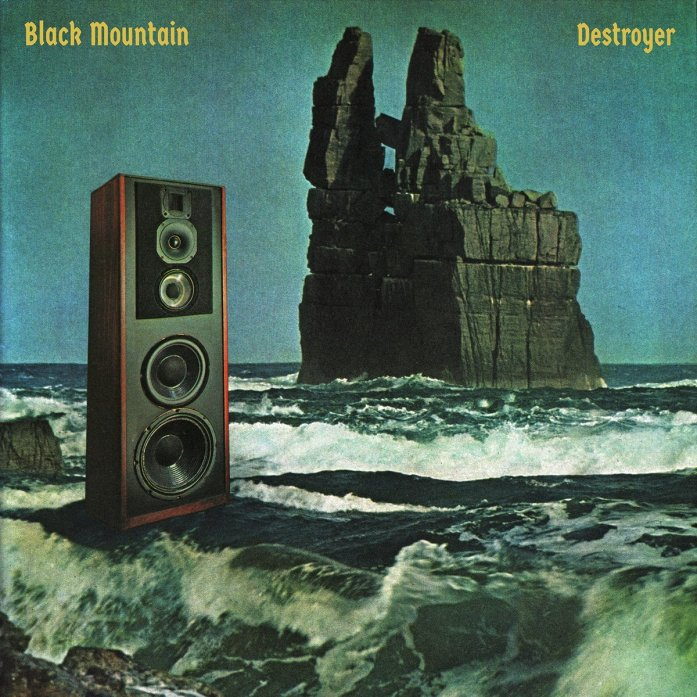 "BLACK MOUNTAIN ""Destroyer"" CD"
