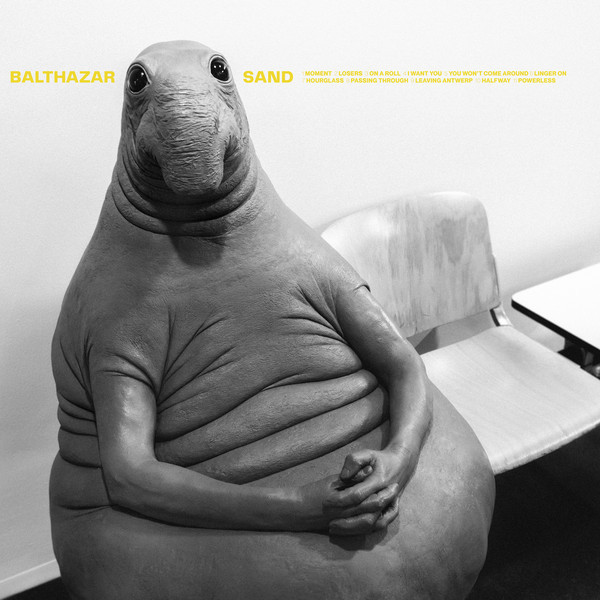 "BALTHAZAR ""Sand"" CD"