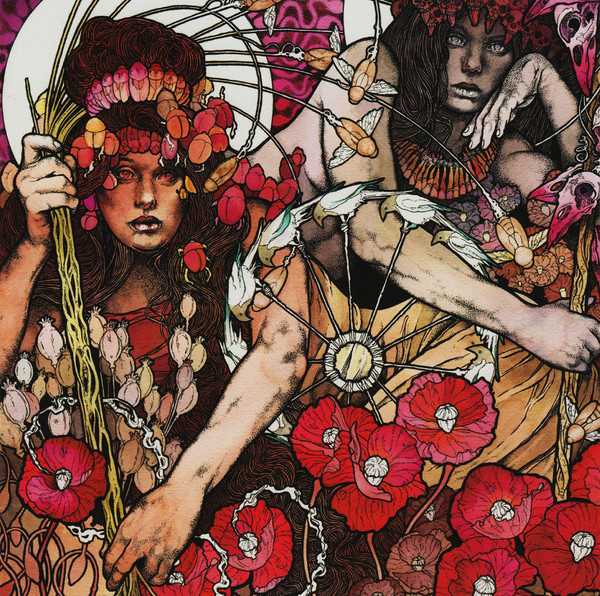 "BARONESS ""Red"" DOUBLE VINYL"