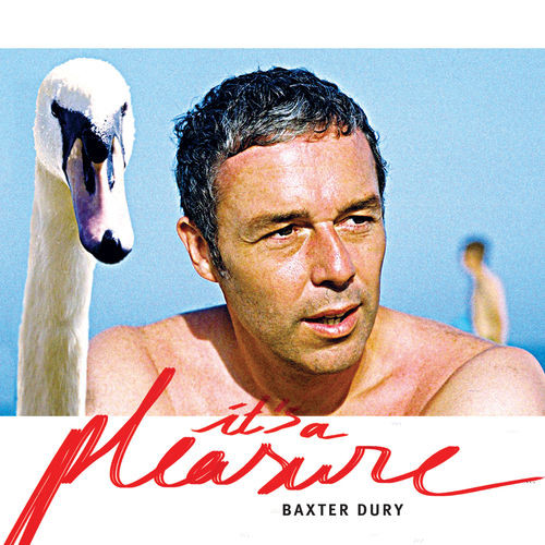 "BAXTER DURY ""It's a pleasure"" LP"
