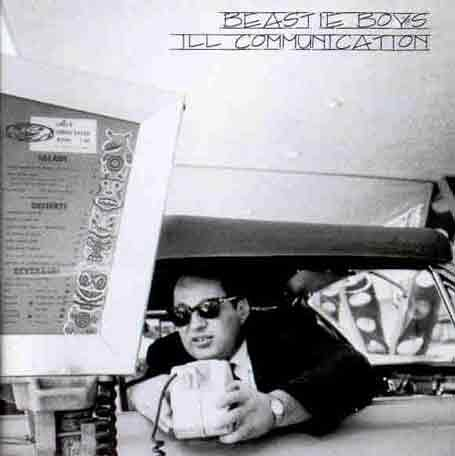 "BEASTIE BOYS ""Ill communication"" LP"