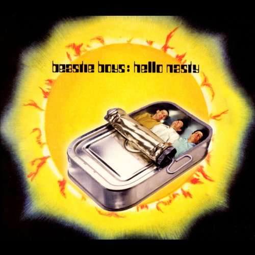 "BEASTIE BOYS ""Hello Nasty"" DOUBLE VINYL"