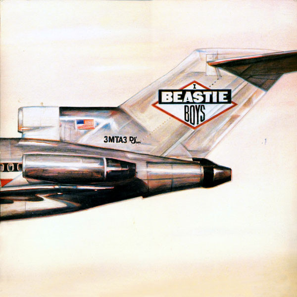 "BEASTIE BOYS ""Licensed to ill"" CD"