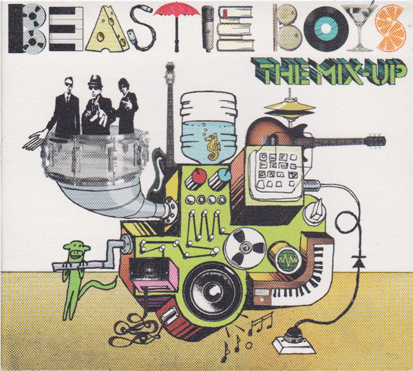 "BEASTIE BOYS ""The mix-up"" VINYL"