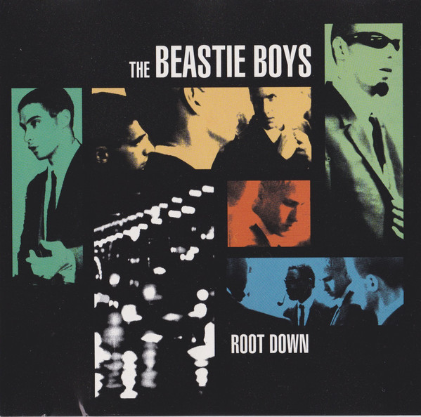 "BEASTIE BOYS ""Root down"" VINYL"