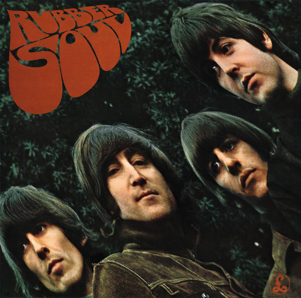"BEATLES ""Rubber soul"" VINYL"