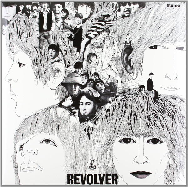 "BEATLES ""Revolver"" LP"