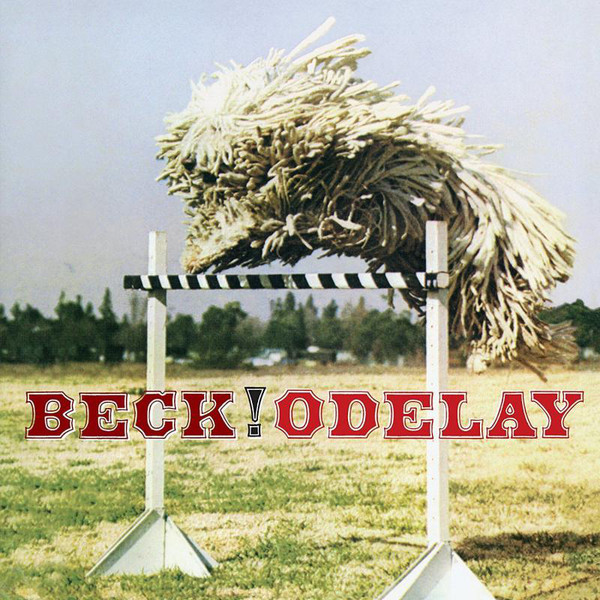 "BECK ""Odelay"" LP"