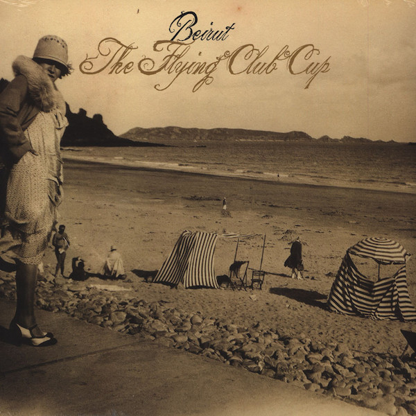"BEIRUT ""Flying club cup"" VINYL"