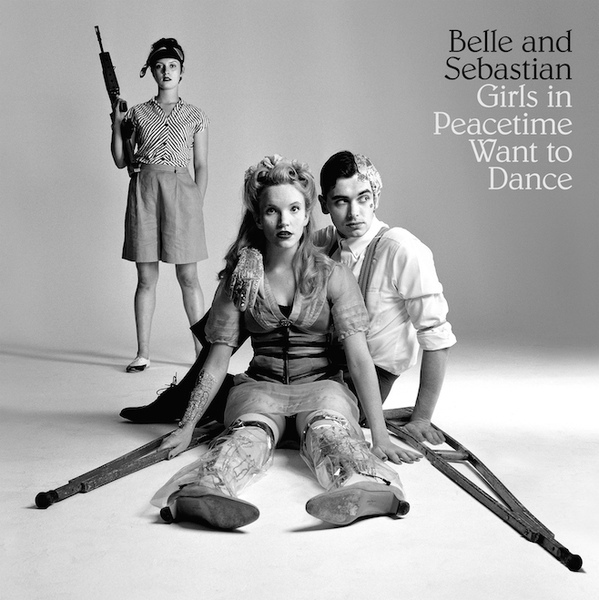 "BELLE & SEBASTIAN ""Girls in peacetime want to dance"" 2LP"