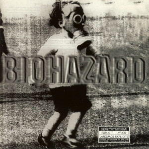"BIOAHAZARD ""State of the world address"" VINYL"