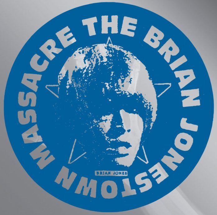 "BRIAN JONESTOWN MASSACRE ""S/t"" VINYL"
