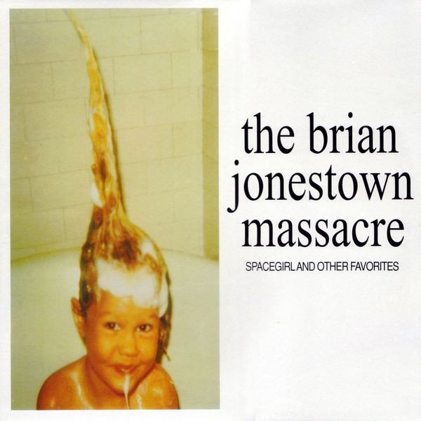 "BRIAN JONESTOWN MASSACRE ""Spacegirl and other favorites"" VINY"