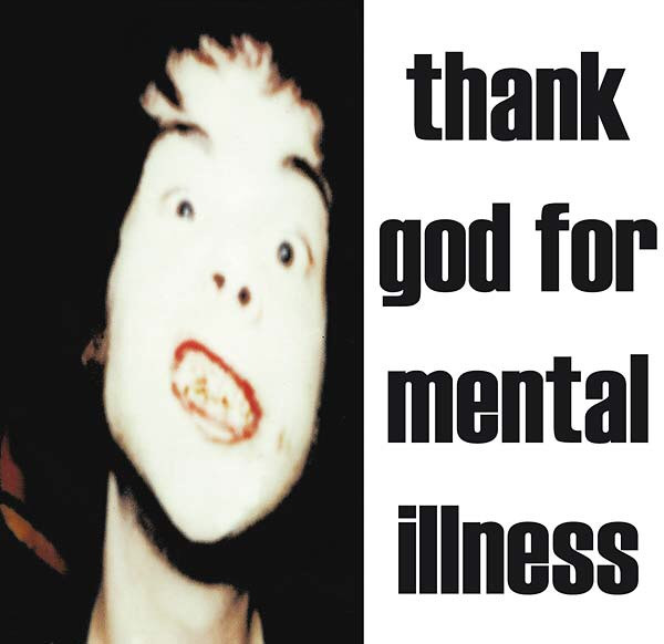 "BRIAN JONESTOWN MASSACRE ""Thank god for mental illness"" VINYL"