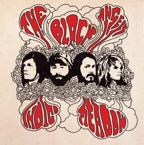 "BLACK ANGELS ""Indigo meadow"" VINYL"