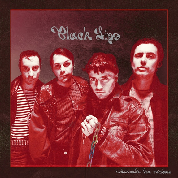 "BLACK LIPS ""Underneath the rainbow"" CD"