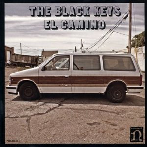 "BLACK KEYS ""El camino"" CD"