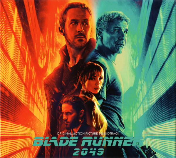 "OST ""Blade Runner 2049"" DOUBLE VINYL"