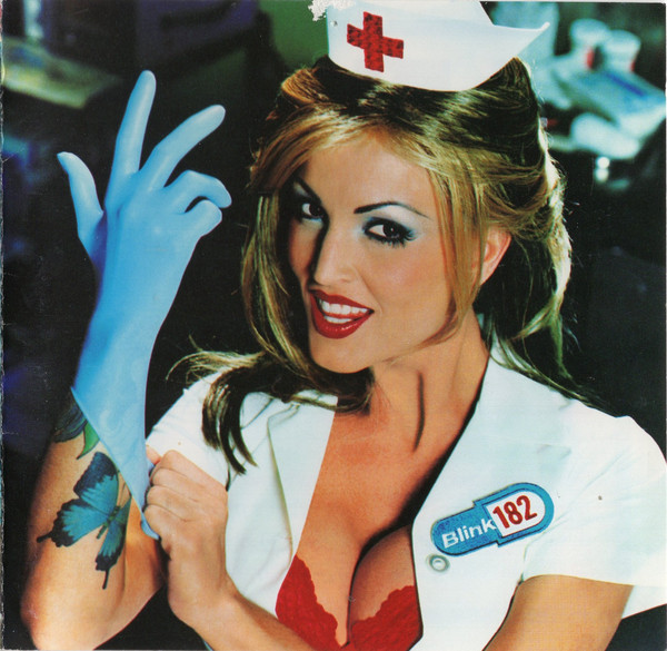 "BLINK 182 ""Enema of the state"" VINYL"