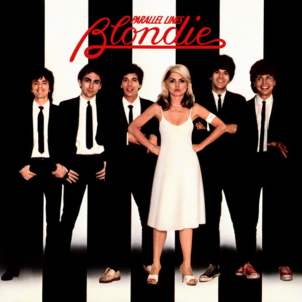 "BLONDIE ""Parallel lines"" VINYL"