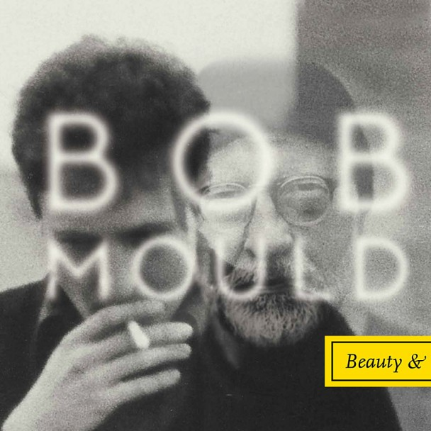 "BOB MOULD ""Beauty & Ruin"" LP"