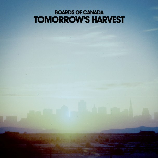"BOARDS OF CANADA ""Tomorrow's harvest"" CD"