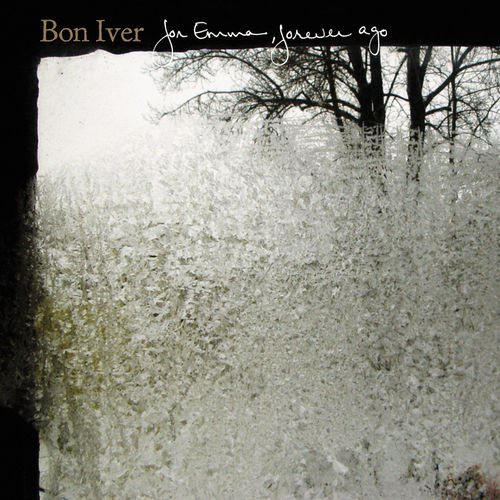 "BON IVER ""For Emma, forever ago"" LP"