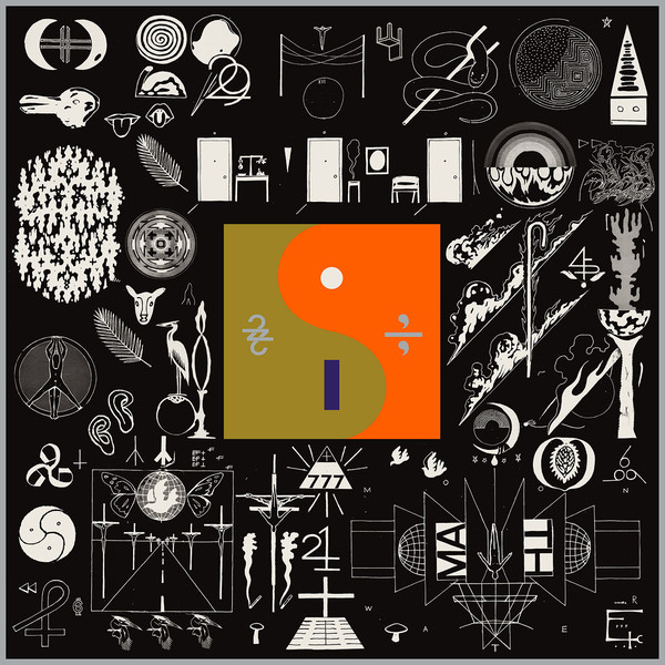 "BON IVER ""22 a million"" LP"