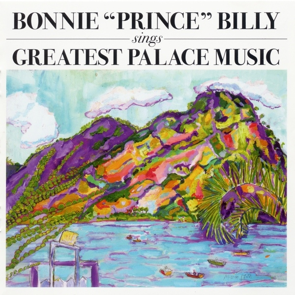 "BONNIE PRINCE BILLY ""Greatest Palace Music"" CD"