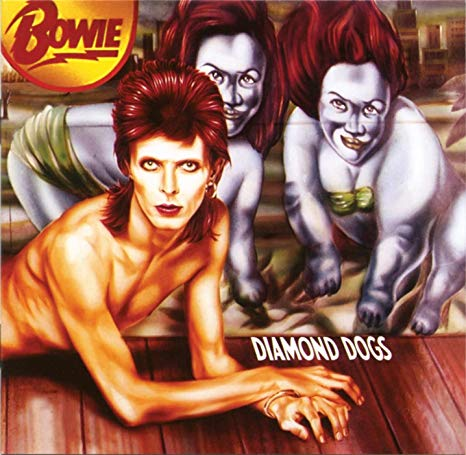"DAVID BOWIE ""Diamond dogs"" VINYL"