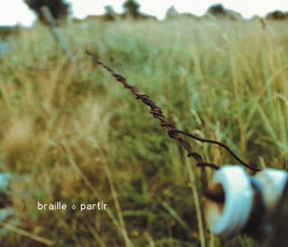 "BRAILLE  ""Partir"" CD"