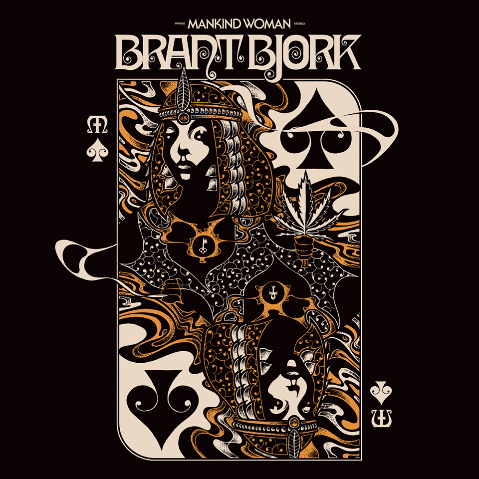 "BRANT BJORK ""Mankind woman"" LP"