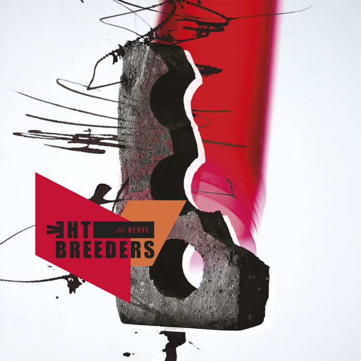 "THE BREEDERS ""All nerve"" CD"