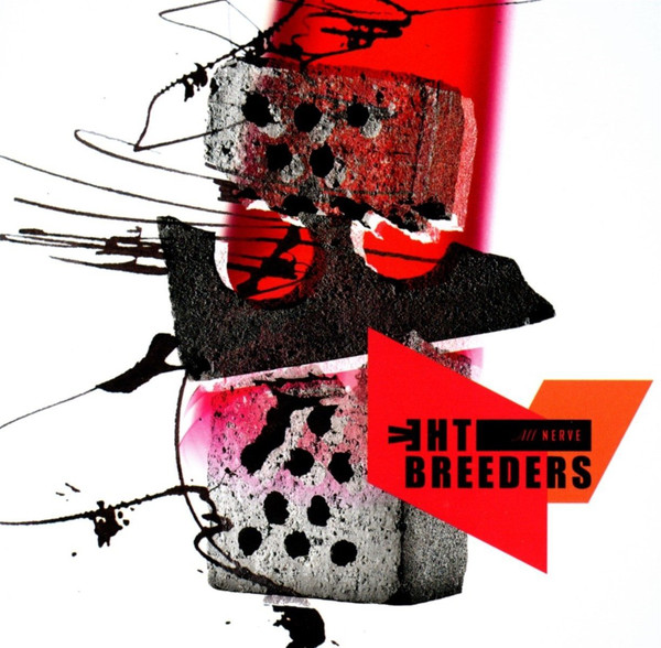"THE BREEDERS ""All nerve"" LP"