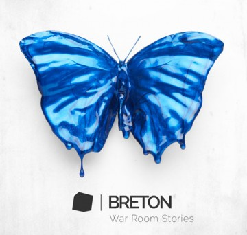 "BRETON ""War room stories"" CD"