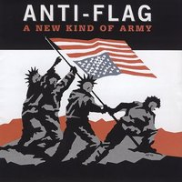 "ANTI FLAG ""New kind of army"" CD"