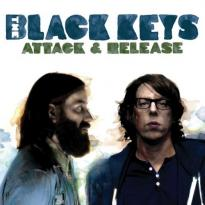 "BLACK KEYS ""Attack & Release"" CD"