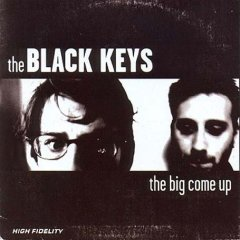 "BLACK KEYS ""The big come up"" LP"