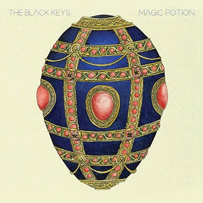 "BLACK KEYS ""Magic potion"" VINYL"